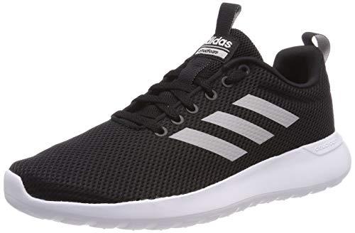 Adidas Lite Racer CLN, Zapatillas para Hombre, Negro (Core Black/Grey/Footwear White 0), 41 1/3 EU