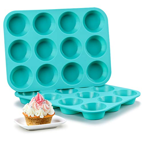 Silicone Muffin Pan Set