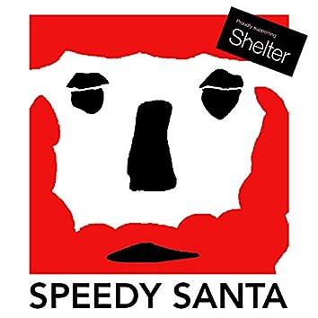 Speedy Santa
