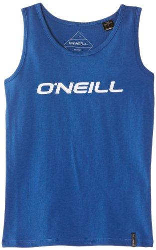 O 'Neill Boy 's Logo Tank ärmelloses Sport Shirt Blau Blue (True Blue) 146 (Herstellergröße: 152)