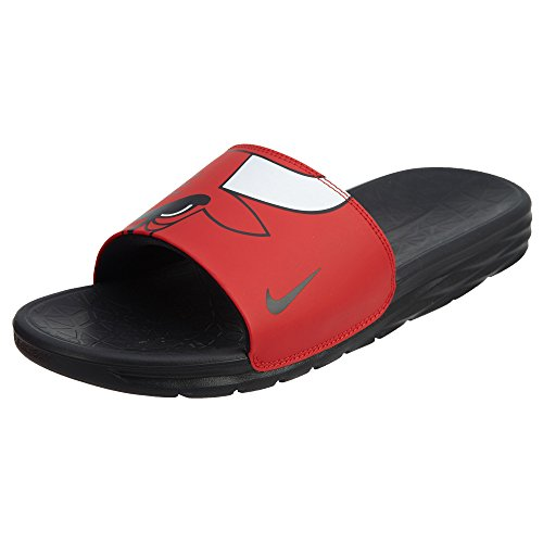 Nike Mens Benassi Solarsoft NBA Slide Sandals M US