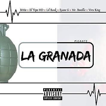 La Granada (feat. El Tipo HD, Lil Rank, Eyson G, Mr Bonilla & Viru King)