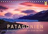 Patagonien: Einzigartige Landschaft am Ende der Welt (Tischkalender 2022 DIN A5 quer)