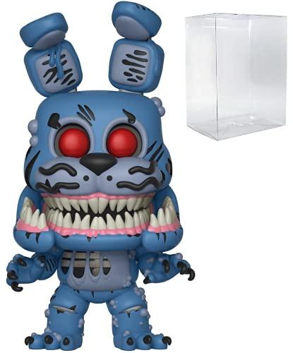 Funko Pop! Books: Five Nights at Freddy's The Twisted Ones - Figura de vinilo trenzado con funda...