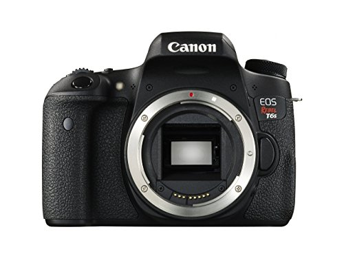Canon EOS Rebel T6s Digital SLR (Body Only) -...