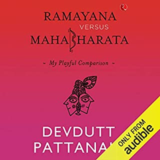 Ramayana Versus Mahabharata cover art