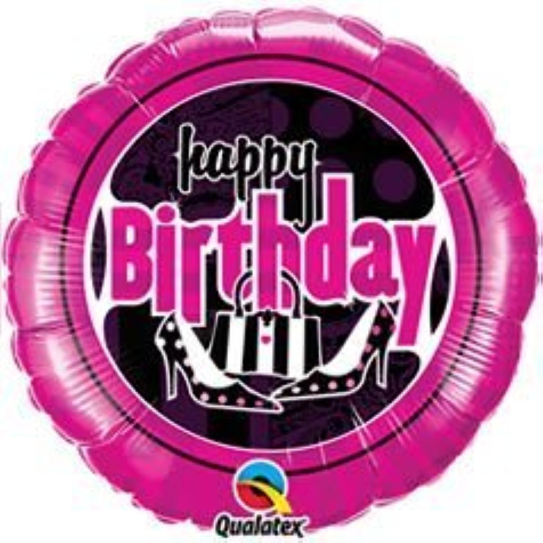 tomamos a los clientes como nuestro dios Happy Birthday Foil Balloon - Best Best Best Friends (18in) by Just For Fun  salida para la venta