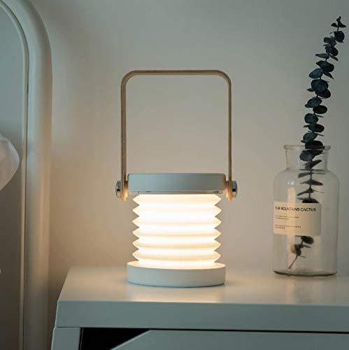 Lantaarn lamp telescoop LED nachtlicht nieuwe kleine tafellamp USB-lamp outdoor product