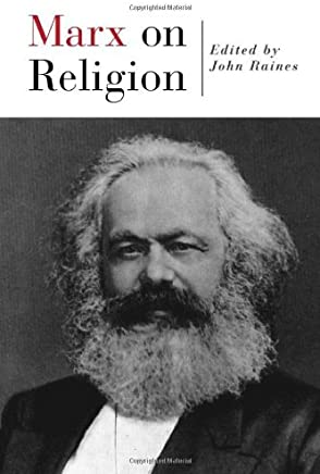 Marx On Religion by John Raines (2002-03-25)