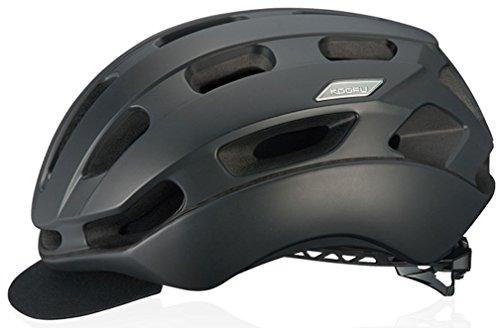 OGK(オージーケー) KOOFU(コーフー) BC-GLOSBE II(BCグロッスベ2) ヘルメット マットブラック S/M