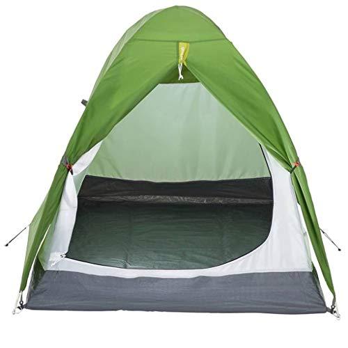 SSG Home Utilisation Multiple Sports de Plein air Tente Camping Épaississement extérieur Double Crème Solaire Anti-Pluie Respirant Coupe-Vent Tente Pliante Équipement d'extérieur