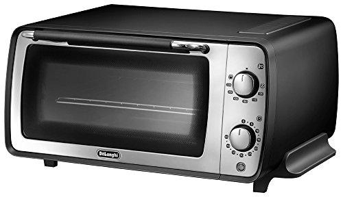 デロンギ オーブン&トースター ディスティンタコレクション エレガンスブラック EOI406J-BK