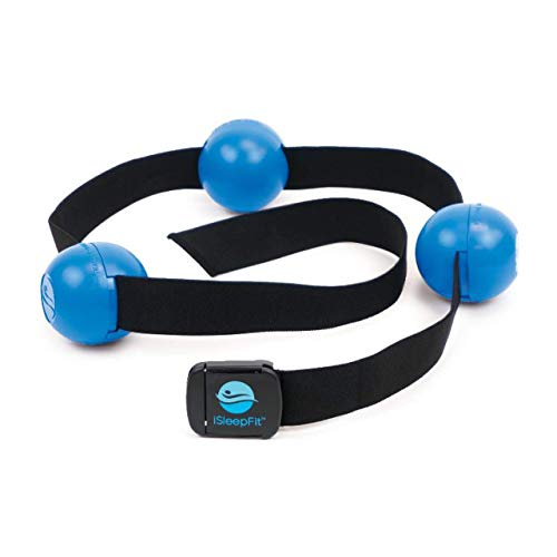 Learn to Sleep in Your Optimal Position. Relieve positional-Related snoring, Pain, and Wrinkles by Training Yourself with The iSleepFit Adult Sleep Positioner Belt.