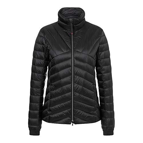 Bogner Fire + Ice Ladies Riva-D Schwarz, Damen Daunen Freizeitjacke, Größe 42 - Farbe Black
