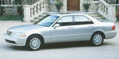 ... 1998 Acura RL Base, 4-Door Sedan ...