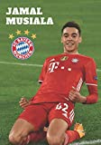 JAMAL MUSIALA: Fußball-Notizbuch I Bayern München