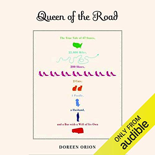 Queen of the Road cover art
