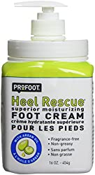 best foot cream for dry cracked feet
