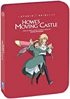 Howl's Moving Castle (Limited Edition Steelbook) [Blu-ray] (Sous-titres français)