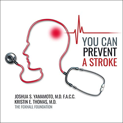 You Can Prevent a Stroke audiobook cover art