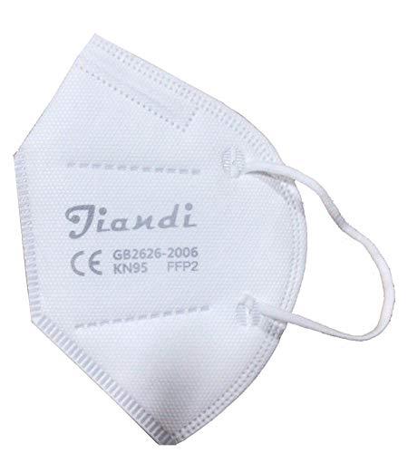 Envirobest Schutzmaske KN95/FFP2 (Packung mit 10 Stück)