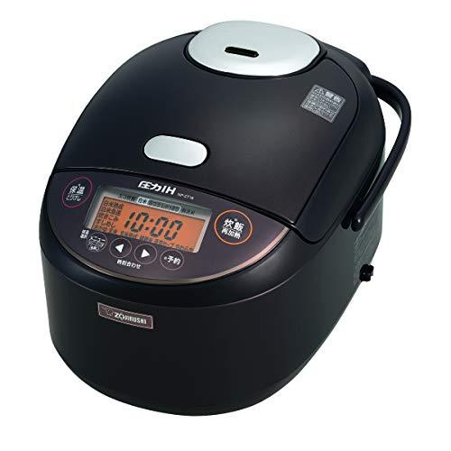 象印 圧力IH炊飯器(1升炊き) ダークブラウン ZOJIRUSHI 極め炊き NP-ZT18-TD