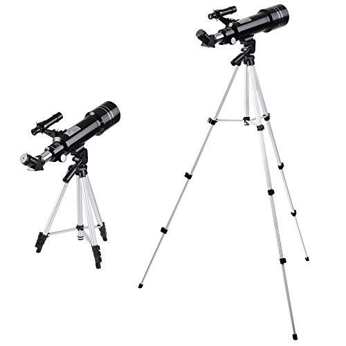 AW 70mm Apertur 400mm Brennweite Astronomie Refraktor ...