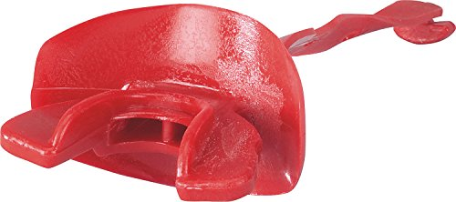 Vettex Adult Football Mouthguard, Red