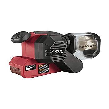 SKIL 7510-01 Sandcat 6 Amp 3  x 18  Belt Sander with Pressure Control