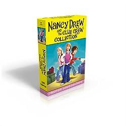 professional Nancy Drew and Notes: Sleepover Detectives; Ice Cream Screams; Pony…