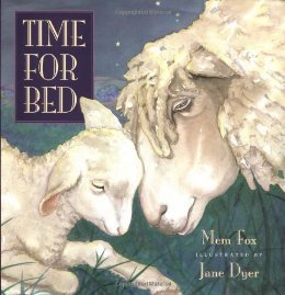 Hardcover Time for Bed Book