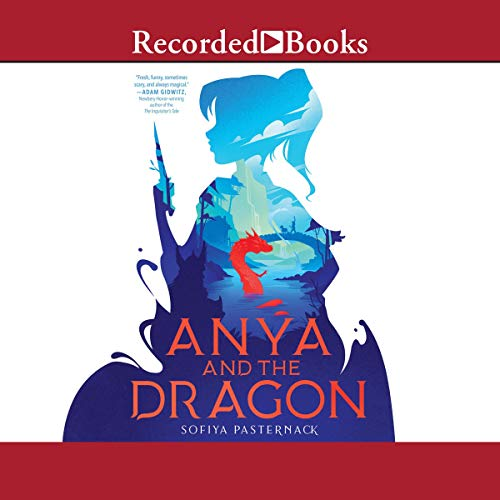 Anya and the Dragon cover art