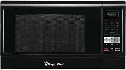 MAGIC CHEF MCM1611B 1.6 Cubic-ft Microwave Fixed price Minneapolis Mall for sale Black Countertop