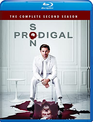 Prodigal Son: The Complete Second Season [Blu-ray]