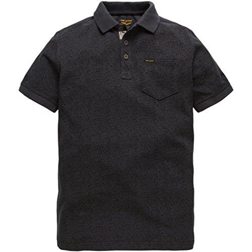 PME Legend Herren Poloshirt Grau M