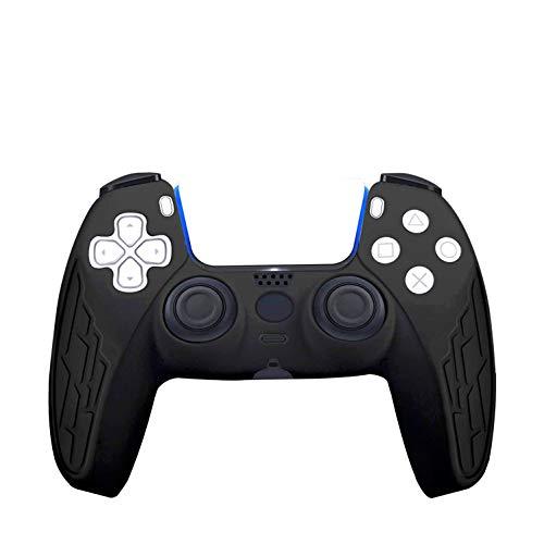 RMA RealMate DualSense SkinSensation per Playstation 5 (bianco) – Protezione in silicone per controller Playstation 5 – Custodia per controller PS5 – Custodia per controller PS5 – antiurto – Ergonomica