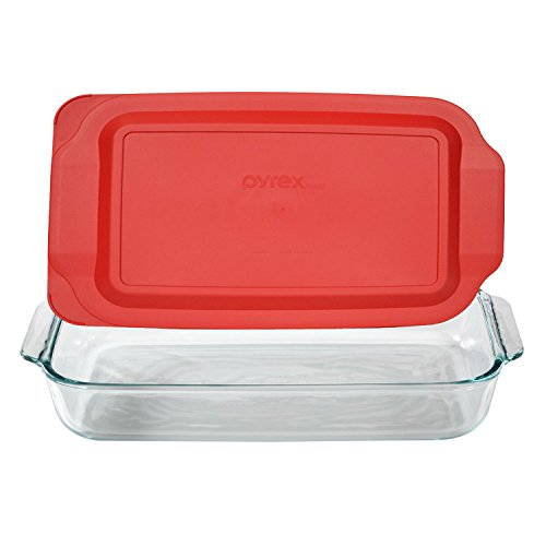 Pyrex 9x13 Glass Baking Dish