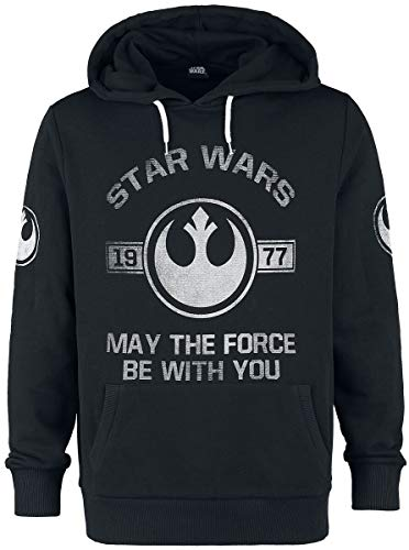 Star Wars 1977 - May The Force Be with You Hombre Sudadera...