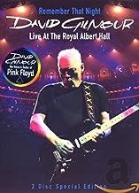 David Gilmour - Remember That Night [DVD]