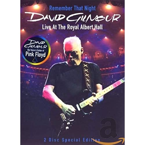 Remember That Night Live At The Royal Albert Hall