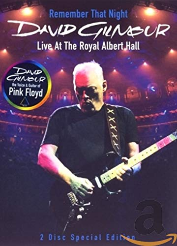 David Gilmour - Remember That Night: Live At The Royal Albert Hall [2 DVDs]