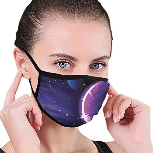 Maske Abstrakt Raum Landschaft Mode Maske Kalte Maske Anti Staub Maske Skimaske Wintermaske