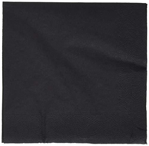 Restauration Appareil Superstore cb666 Noir Serviettes en papier (Pack de 2000)