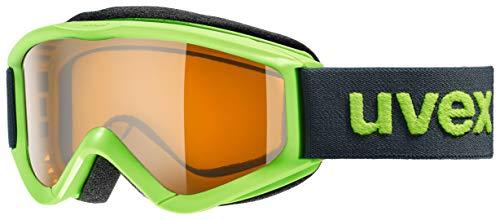 uvex Unisex Jugend, speedy pro Skibrille, lightgreen, one size