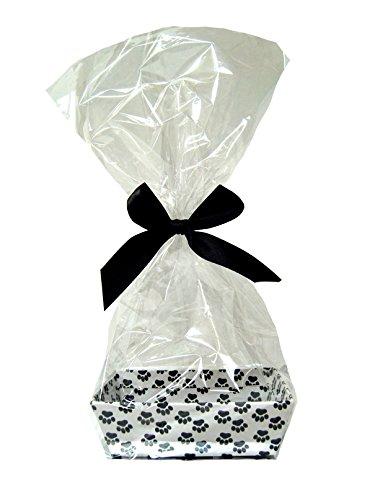 10x Mini Pet regalo Hamper Kits–Bandeja cartón
