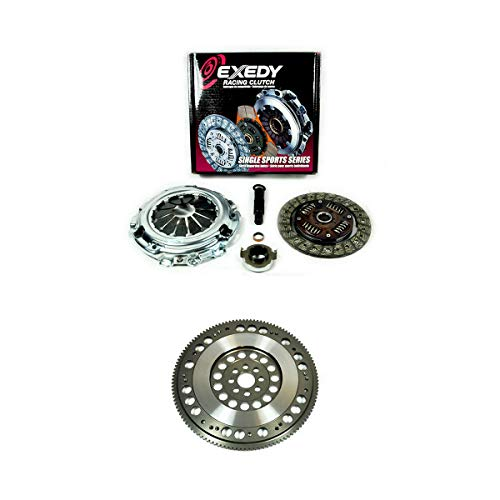 EXEDY STAGE 1 CLUTCH KIT + EFT Flywheel FOR RSX CSX CIVIC Si 2.0L ACCORD TSX 2.4L