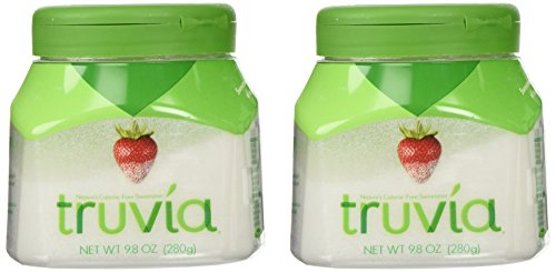 Truvia Natural Sweetener Spoonable 9.8oz Jar - 2 Pack