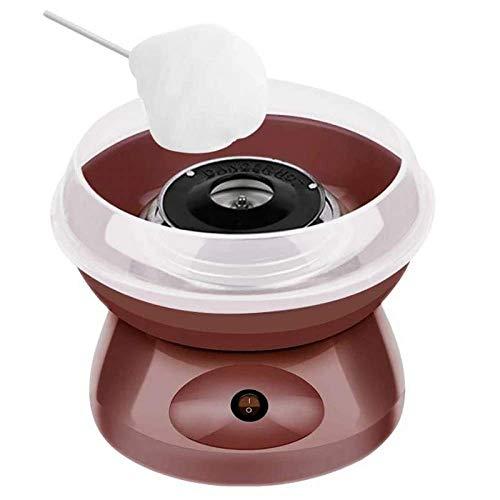 Bnoeo Zuckerwattemaschine: Zuckerwatte-Maschine mit spülmaschinenfesten Aufsätzen, 500 Watt (Zuckerwattenmaschine)