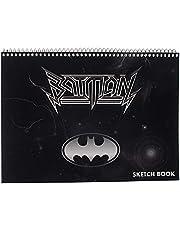 BATMAN SPIRAL SKETCHBOOK CARTON SMALL