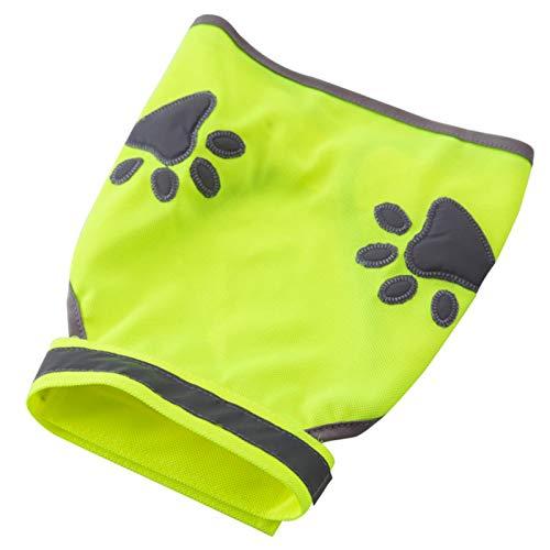 Hunde Sicherheitweste Sicherheitsweste Kleidung Pet Hunde Warnwesten Reflektorweste Reflektorweste Hunde-Warnweste Premium Reflektierende Weste für kleine bis mittlere Hunde,Signalweste Reflektierend